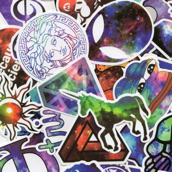 Space & Galaxy Stickers