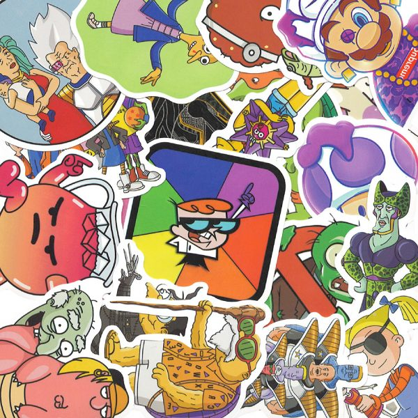 Cartoon Meme Stickers